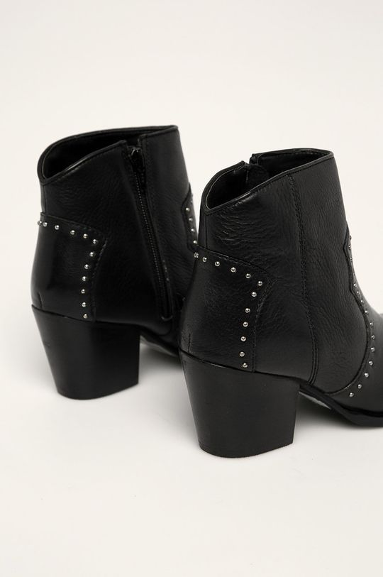 Answear - Členkové topánky  Zvršok: Prírodná koža Vnútro: Syntetická látka, Textil Podrážka: Syntetická látka