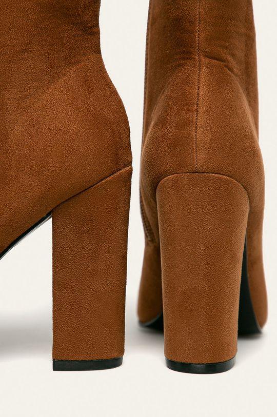 Answear - Členkové topánky  Zvršok: Textil Vnútro: Syntetická látka, Textil Podrážka: Syntetická látka