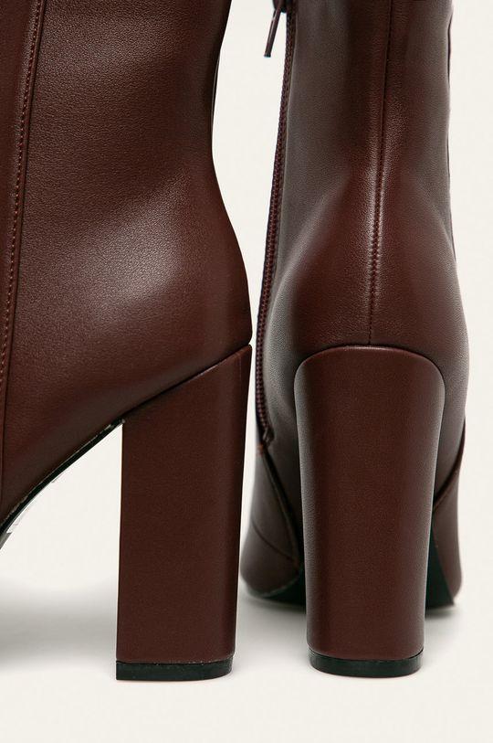 Answear - Členkové topánky  Zvršok: Syntetická látka Vnútro: Syntetická látka, Textil Podrážka: Syntetická látka