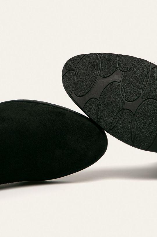 czarny Answear Lab - Botki Filippo
