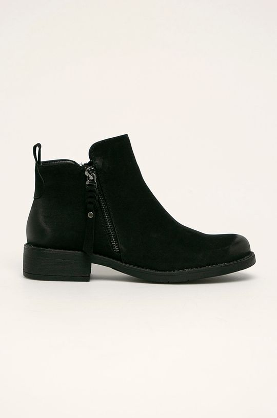 negru Answear - Botine Sergio Leone De femei