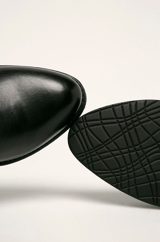 negru Answear - Cizme Sergio Leone