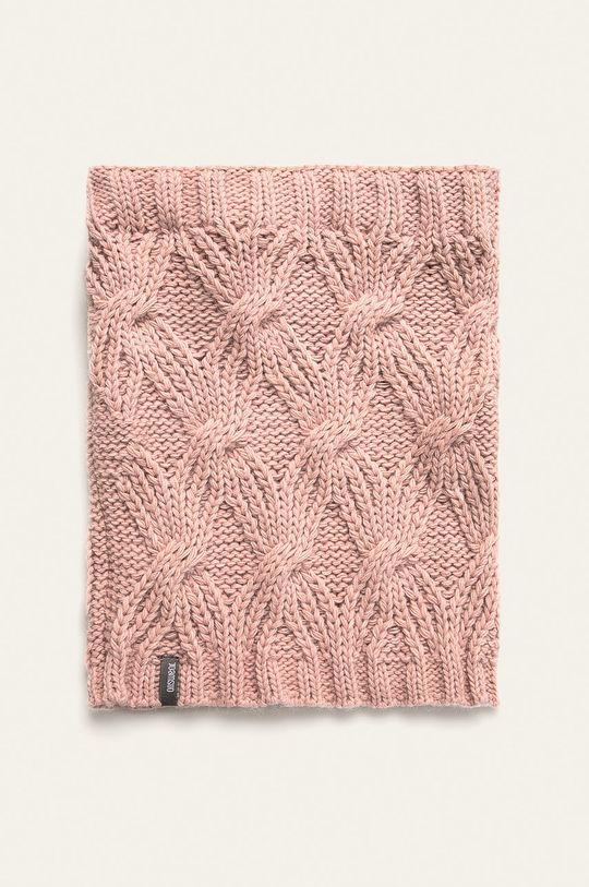 Answear Lab - Komin pastelowy różowy