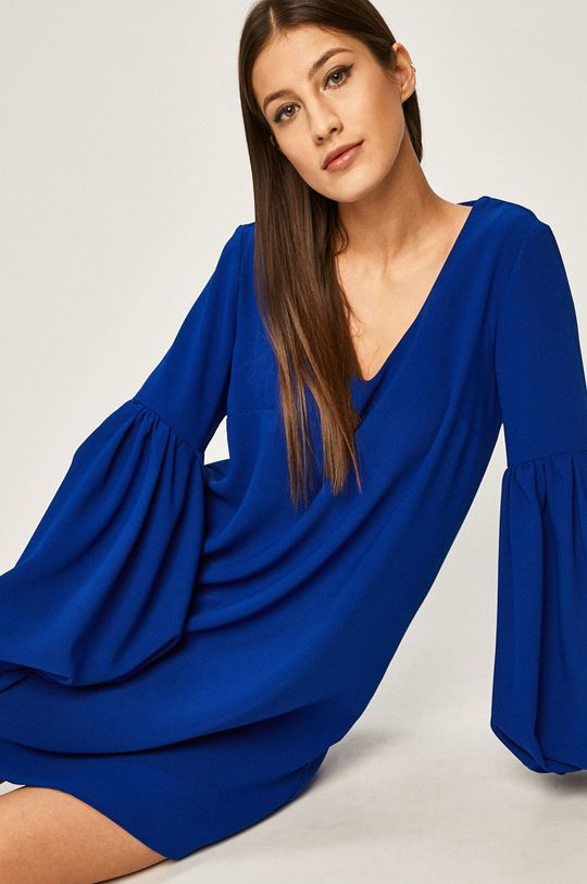 albastru Answear - Rochie De femei