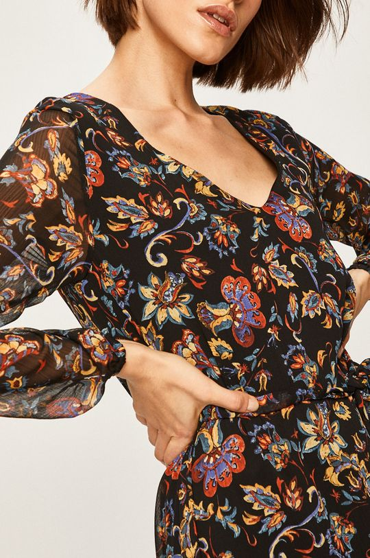 Answear - Rochie multicolor