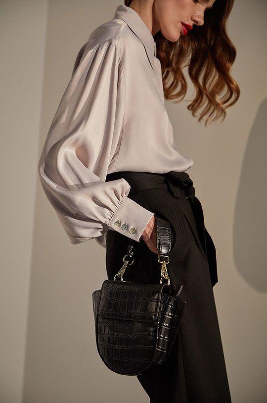 answear.LAB limited collection - Camasa crem