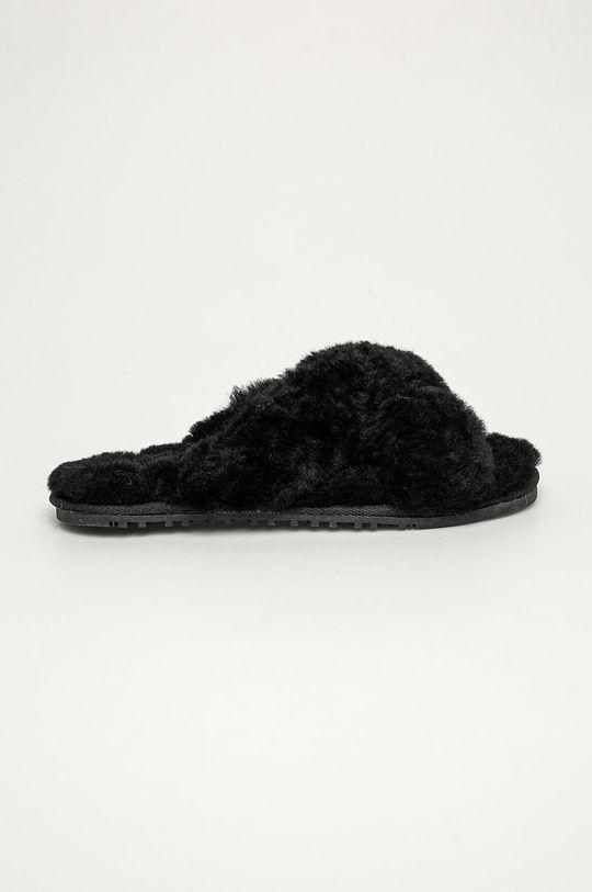 čierna Answear Lab - Papuče Dámsky