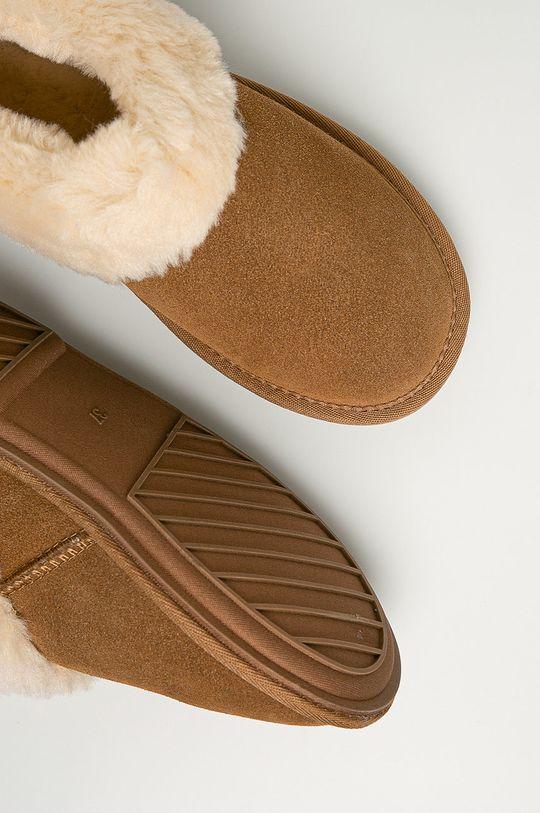 béžová Answear - Papuče Answear Lab