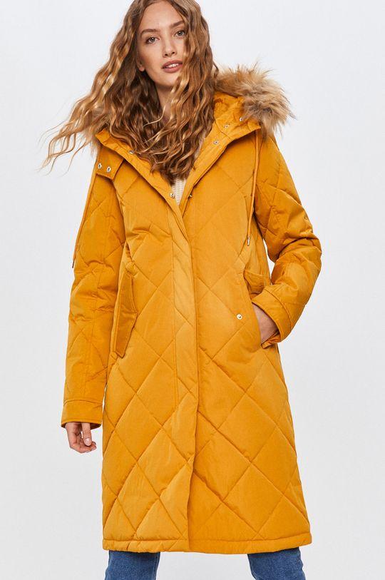 mustar Answear - Geaca Answear Lab De femei