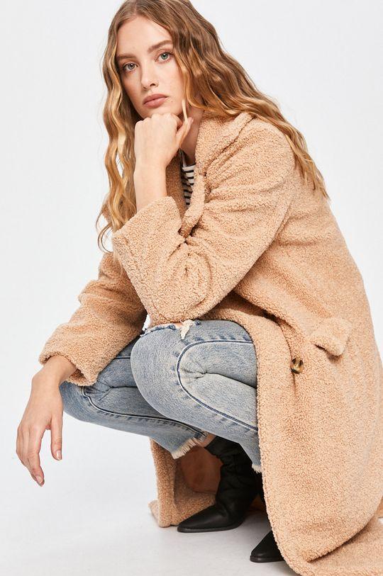 bej Answear - Palton Answear Lab De femei