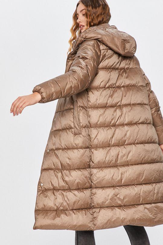 Answear - Bunda Answear Lab  Podšívka: 100% Polyester Výplň: 100% Polyester Základná látka: 100% Polyamid