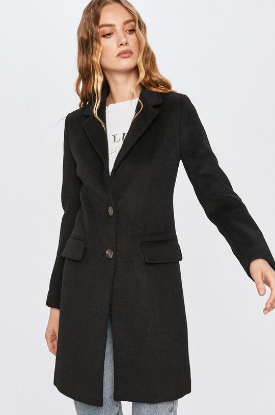 čierna Answear - Kabát Answear Lab Dámsky