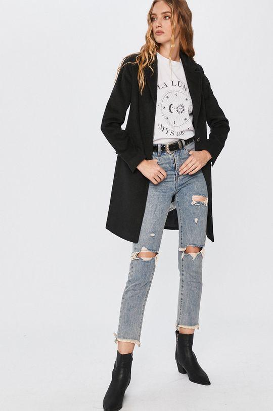 Answear - Kabát Answear Lab čierna