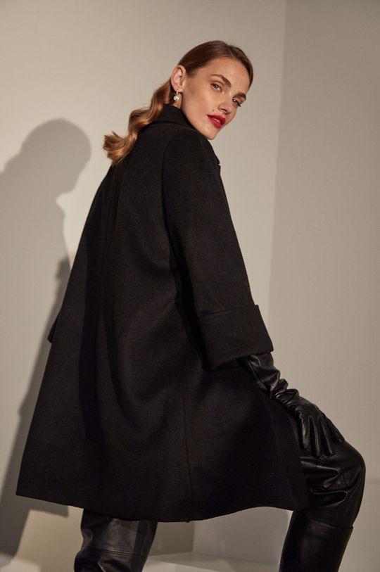 Answear.LAB Лимитирана колекция - Палто  50% Полиестер, 50% Вълна