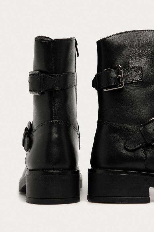 Answear - Cizme de piele Answear Lab  Gamba: Piele naturala Interiorul: Material sintetic, Material textil Talpa: Material sintetic