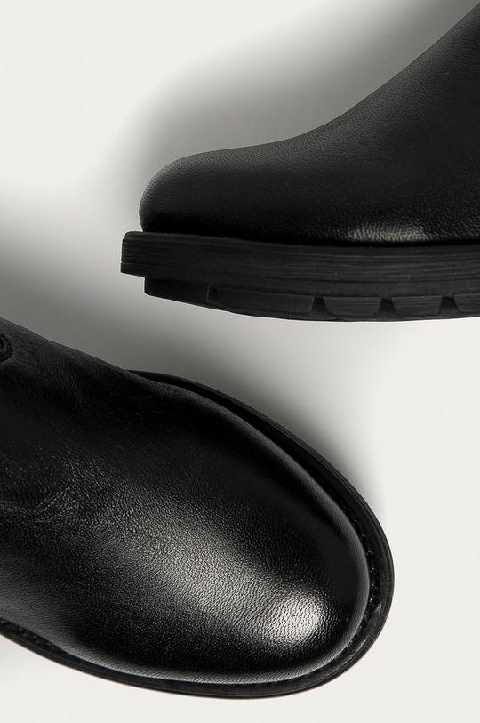 Answear - Botki skórzane Answear Lab Damski