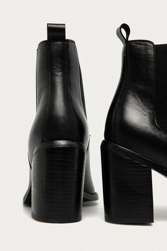 Answear - Kožené topánky Chelsea Answear Lab  Zvršok: Prírodná koža Vnútro: Textil, Prírodná koža Podrážka: Syntetická látka