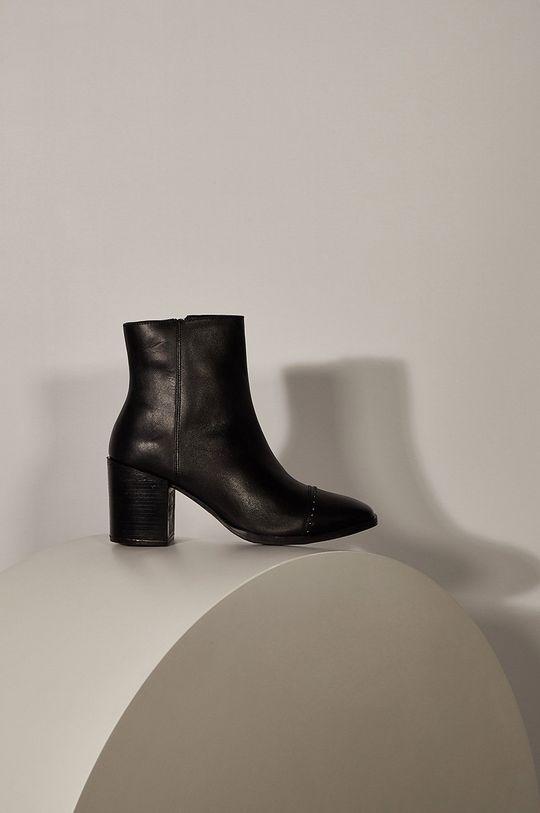 Answear - Kožené členkové topánky Answeara Lab
