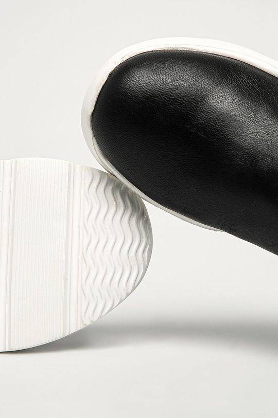 Answear - Ghete de piele Answear Lab  Gamba: Piele naturala Interiorul: Material textil, Piele naturala Talpa: Material sintetic