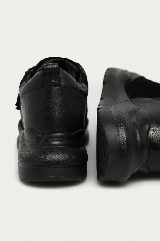 Answear - Kožená obuv Answear Lab  Zvršok: Prírodná koža Vnútro: Textil, Prírodná koža Podrážka: Syntetická látka