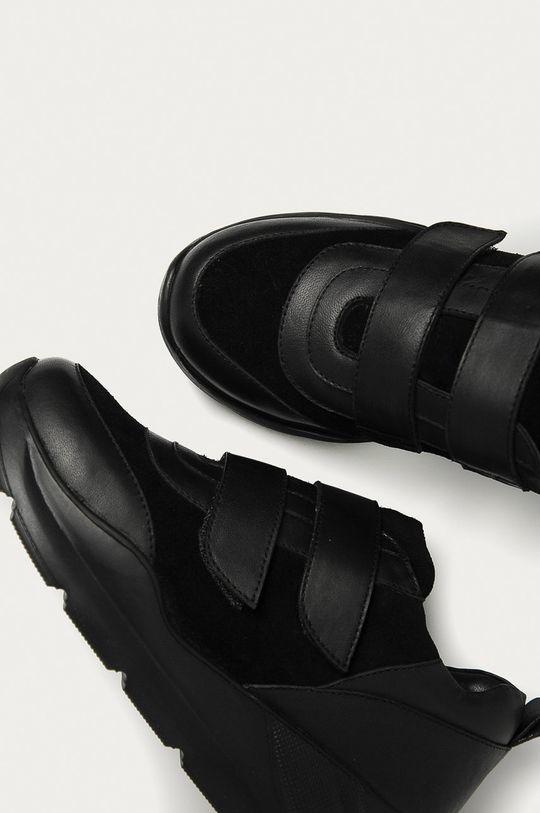 Answear - Kožená obuv Answear Lab Dámsky
