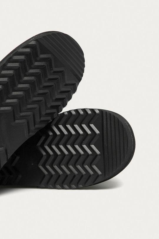 čierna Answear - Kožené snehule Answear Lab