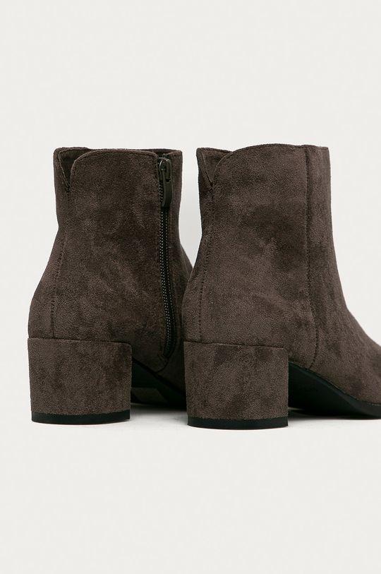 Answear Lab - Členkové topánky Sergio Leone  Zvršok: Textil Vnútro: Textil Podrážka: Syntetická látka