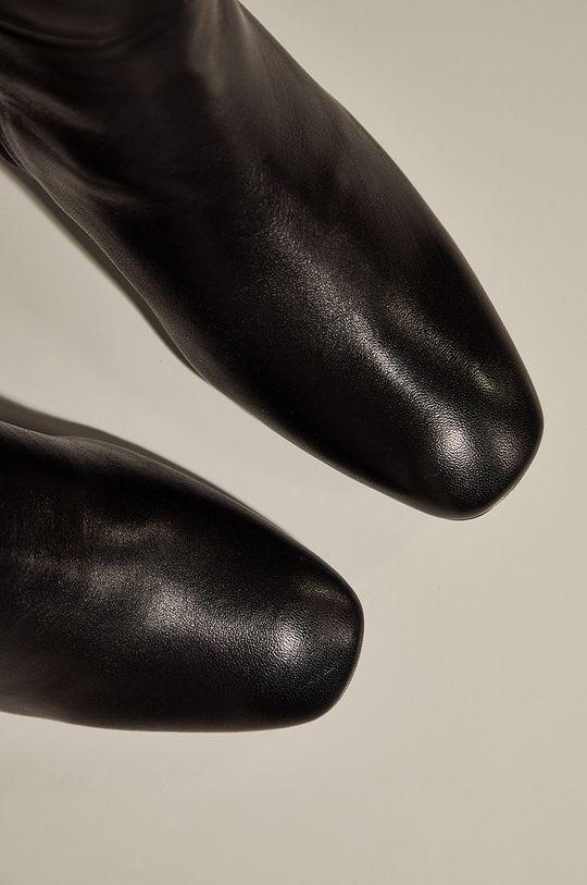 Answear.LAB limitált kollekció - Bőr csizma Női