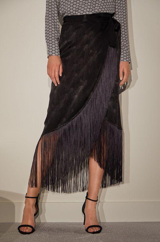negru answear.LAB limited collection - Fusta De femei