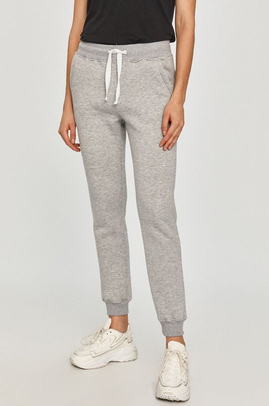 gri Answear Lab - Pantaloni De femei