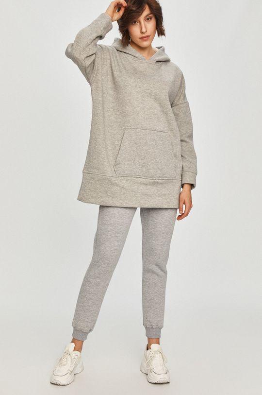 Answear Lab - Pantaloni gri
