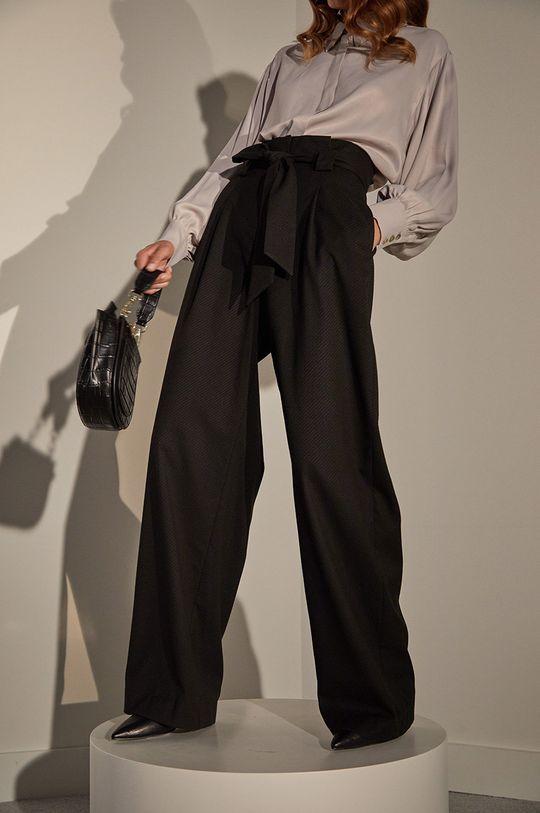 negru answear.LAB limited collection - Pantaloni De femei