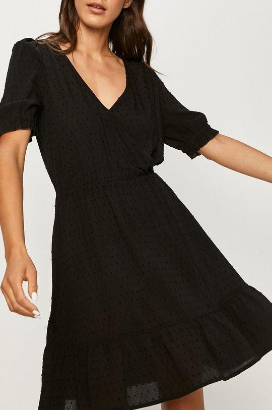 negru Answear - Rochie Answear Lab De femei