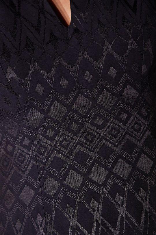 ocelová modrá Answear.LAB limitovaná kolekce - Šaty