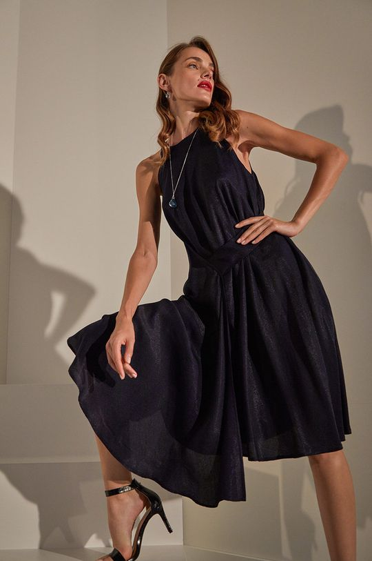 answear.LAB limited collection - Rochie  100% Viscoza