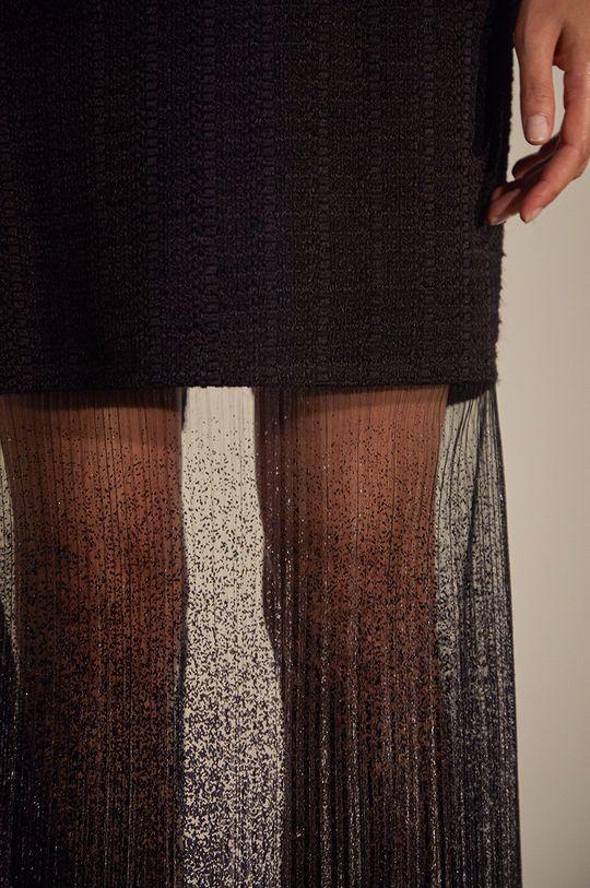 černá Answear.LAB limitovaná kolekce - Šaty