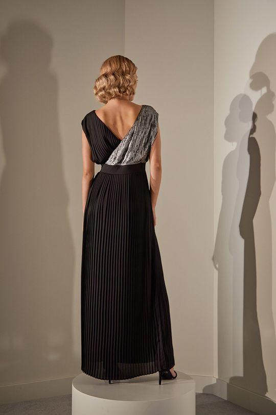 Answear.LAB limitovaná kolekcia - Šaty čierna