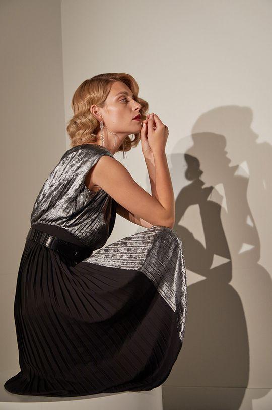 Answear.LAB limitovaná kolekcia - Šaty  100% Polyester