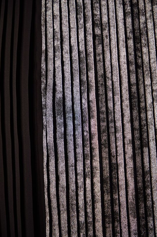 čierna Answear.LAB limitovaná kolekcia - Šaty