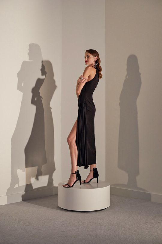 answear.LAB limited collection - Rochie negru