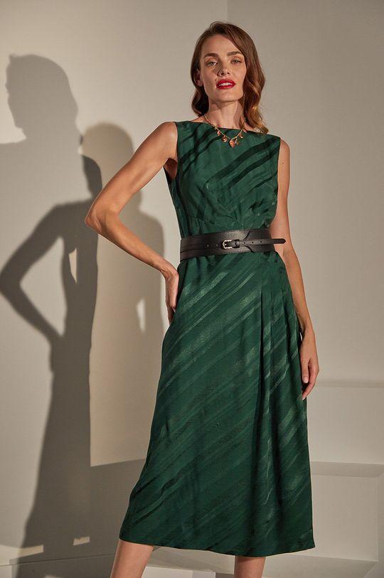 зелен Answear.LAB Лимитирана колекция - Рокля Жіночий