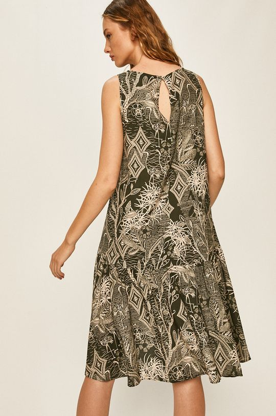 Answear - Sukienka 20 % Len, 80 % Wiskoza