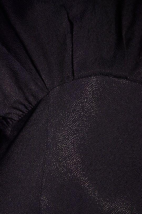 albastru metalizat answear.LAB limited collection - Rochie