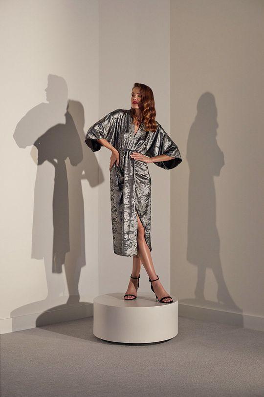 argintiu answear.LAB limited collection - Rochie De femei