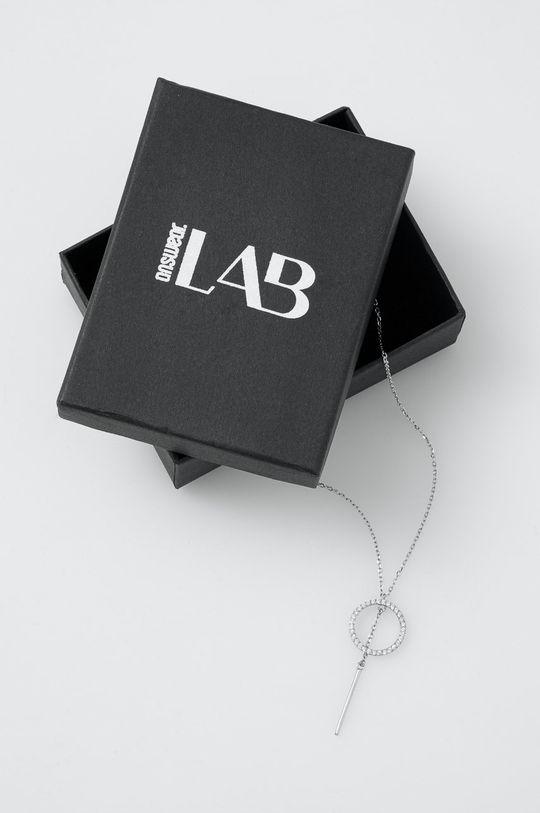 stříbrná Answear Lab - Náhrdelník Dámský