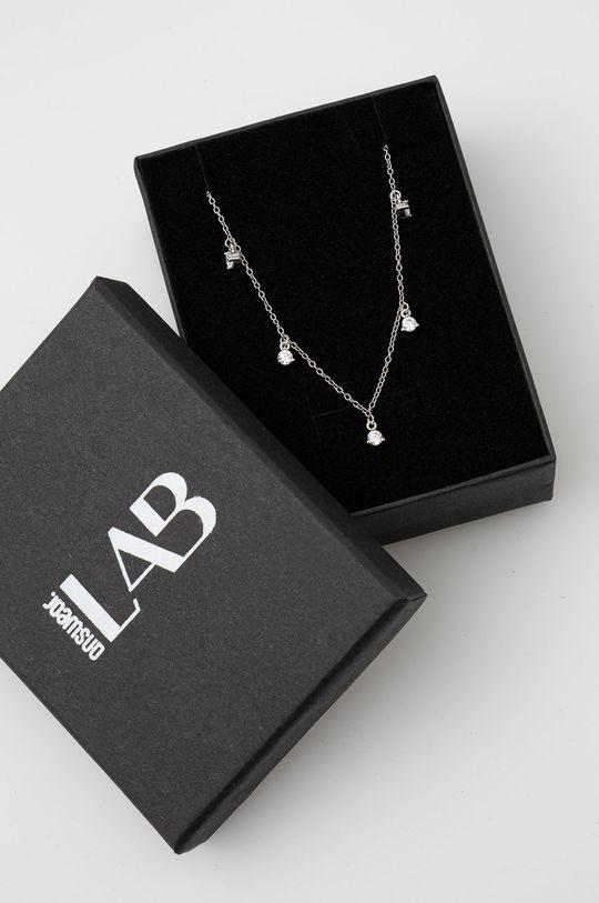 argintiu Answear Lab - Colier De femei