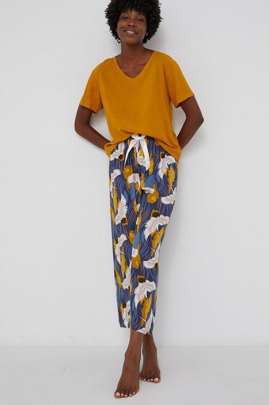 Answear Lab - Pyžamo žlutá