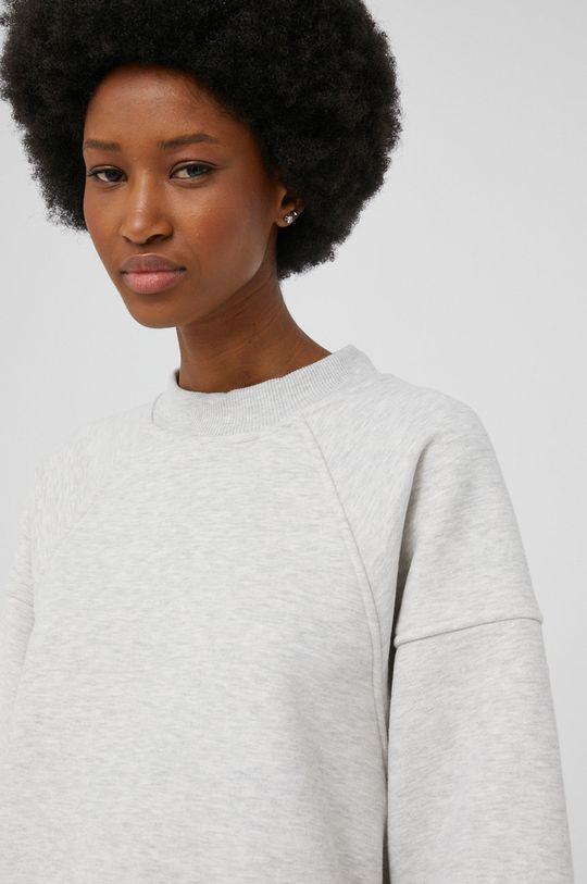 szary Answear Lab - Bluza
