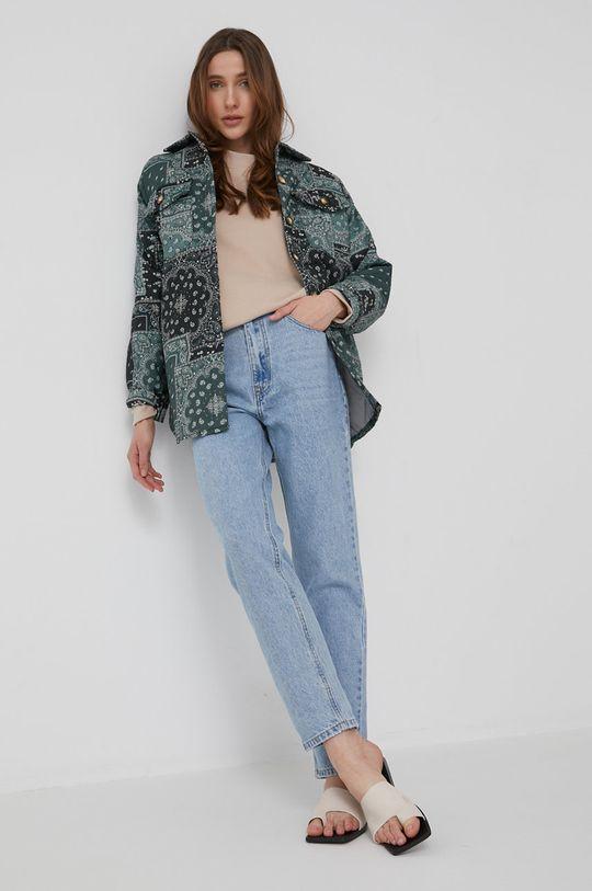 Answear Lab - Bluza beżowy