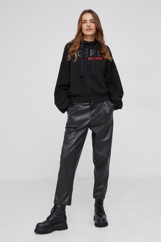 Bluza answear.LAB X kolekcja limitowana GIRL POWER czarny